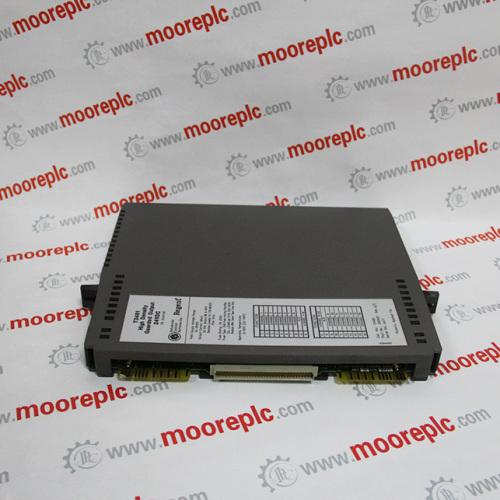 TRICONEX 3481 | Analog Output Module