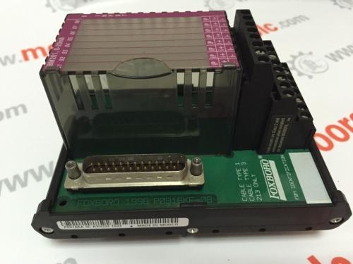 Foxboro P0916JY P0916NG P0916NK Contact Sensors DIN Mount New