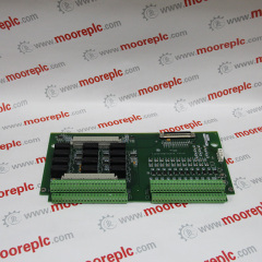 GE Fanuc PLC DS200TCQAG1B I/O Current-source Analog Input Block New In Stock