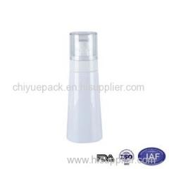 Free sample 100ml cosmetic plastic pet fine mist spray pump bottle