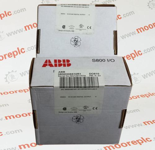 ABB PLC DAPU100 3ASC25H204 S900 Analog Output DAPU100 NEW