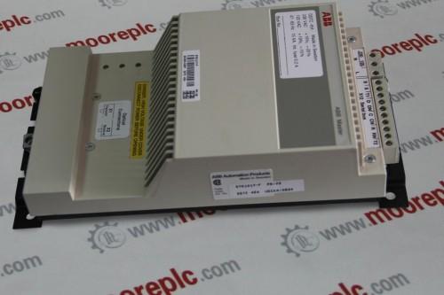 3HAC17342-1/01 | ABB | Control System