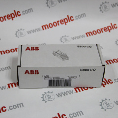 88FV01E GJR2332300R0200 | ABB | Procontrol with stable quality