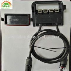 PV box photovoltaic junction box for poly mono solar panel