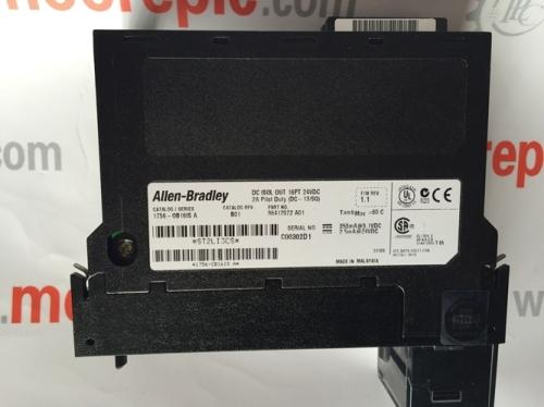 1771-IFE/C | Analog Input Module - ALLEN BRADLEY