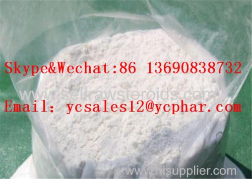 Pharmaceutical Grade Drostanolone Enanthate Powder CAS 472-61-1