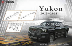 2018 GMC Yukon Tailgate Trunk Lid Trim Plastic Chrome