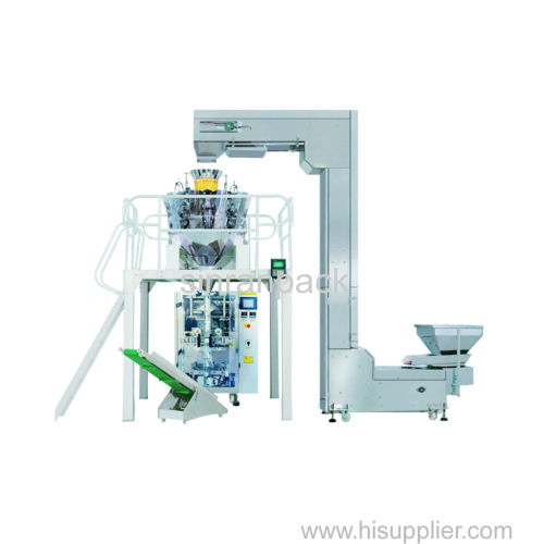 XY-520 automatic pouch packing machine