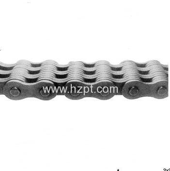 Leaf chain LL1222  LL1244 LL1266 LL1288 For Forklift Truck Lifter