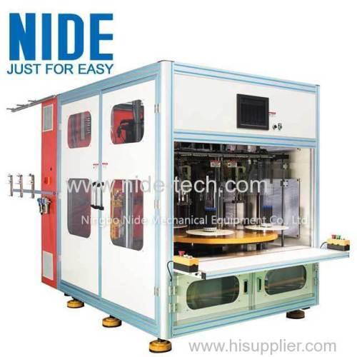 автоматические 4 рабочие станции статорная обмотка статорной машины для погружного генератора