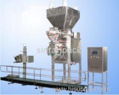 China cheaper high quality powder packing machine
