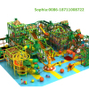 jungle theme soft playground indoor manufacturer from china