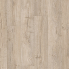 12mm AC4 Carb2 Waterproof Laminate Flooring - Brushed White Pine and Oak