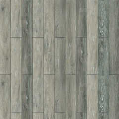 Grey Color Water-Proof EPA Laminate Flooring with WAX