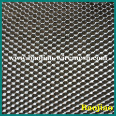 Small hole Powder Coated Aluminum Expanded Metal Sheet