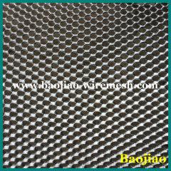 Small hole Powder Coated Aluminum Expanded Metal Sheet