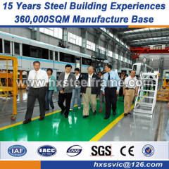 precision steel warehouse heavy steel workshop Effective Recycled