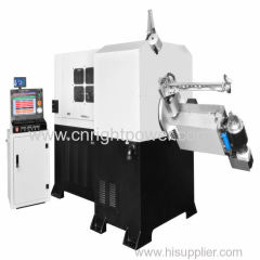 3mm-8mm Camless CNC Multi-Axes Spring wire bending machine