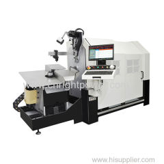 CAMLESS CNC MULTI-AXES WIRE BENDING MACHINE