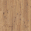 "4.5mm Thick 7"" x 48"" European Oak Wood Look SPC Vinyl Flooring"