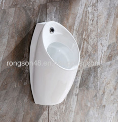 Chaozhou Factory production wall hung wc new products Australia automatic waterless white hot sale urinal price