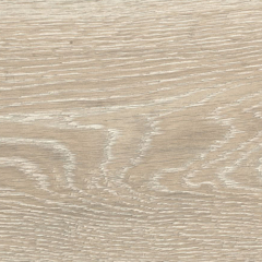 Commercial White Grey Oak Wood Effect Anti-Slip Luxury Vinyl Tile Flooring