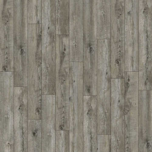 Waterproof Natural Oak Wood Look Wood Plastic Composite (WPC) Vinyl Flooring