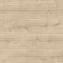 100% Waterproof Wear Resistant Cream Oak PVC Click WPC Vinyl floor with EIR