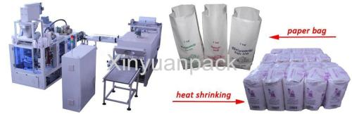 China semolina packing machine