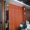 Soundproof Sliding Partition Wall Portable Folding Doors Acoustic Room Dividers