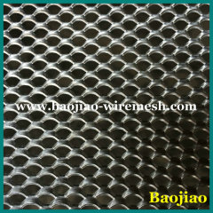 Aluminum Heavy duty expanded metal mesh