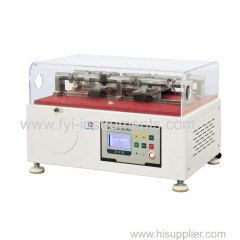 ASTM D2097 Leather Flexing Tester