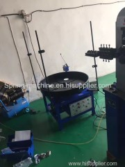 3.5mm 6 axis universial compression spring making machine