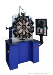 2.5mm CNC spring forming machine for different springs especial-shape springs extension springs