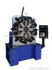 3.5mm wire forming machine for special-shaped spring