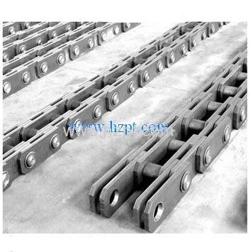 Steel Materials Drawbench Chain HGLB180 HGLB190 HGLB250 For Industry