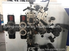 1.2mm high speed compression spring machine