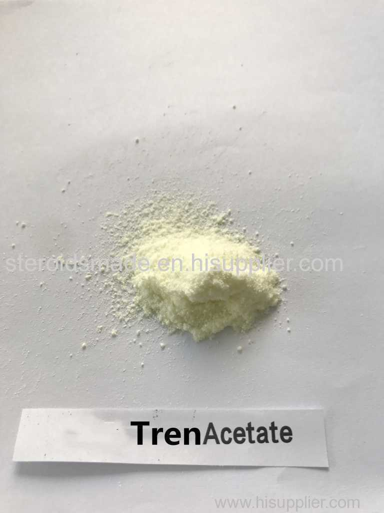 Yellow Tren enanthate Powder Pharma Grade Steroids Prohormone For Anti Cancer