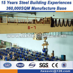 prefab metal storage buildings OEM structural steel fabrication good service
