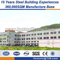 prefab shop buildings structural steel products good painting