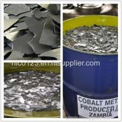 metal cobalt High purity cobalt maufactuer cobalt 99% 99.98%