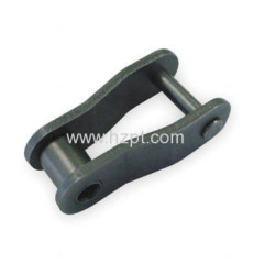 Narrow Series Welded Offset Sidebar Chain WH78 DWR78 DWH78 For Heavy Duty Industry