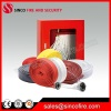 Fire hose for fire hose cabinet