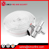 Fire Hose with fire hose nozzle and couplings
