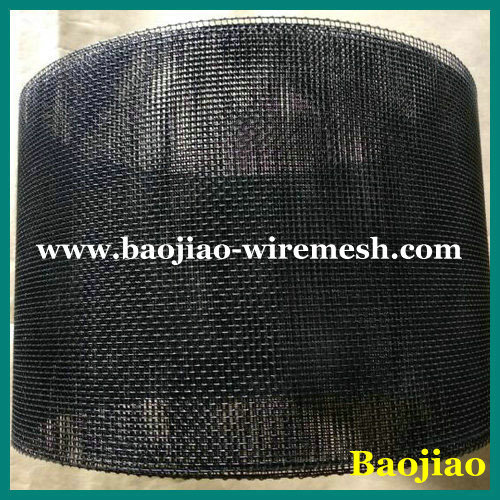 Powder Coated Aluminum Wire Mesh