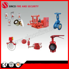 Fire Fighting Fire Sprinkler System
