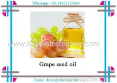 Pharmaceutical Raw Materials Grape Seed Oil Safe Organic Solvents