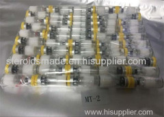 Health MT2 Muscle Buidling Steroids Hot Sale Legit Peptide Melanotan II