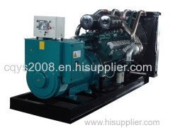 YuanShuo customized 100KW diesel generator air cooling