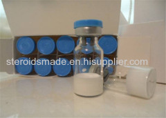 Polypeptide Hormones HGH Fragment 176-191 2mg/vial White Solid HGH 176-191 For Fat Burning